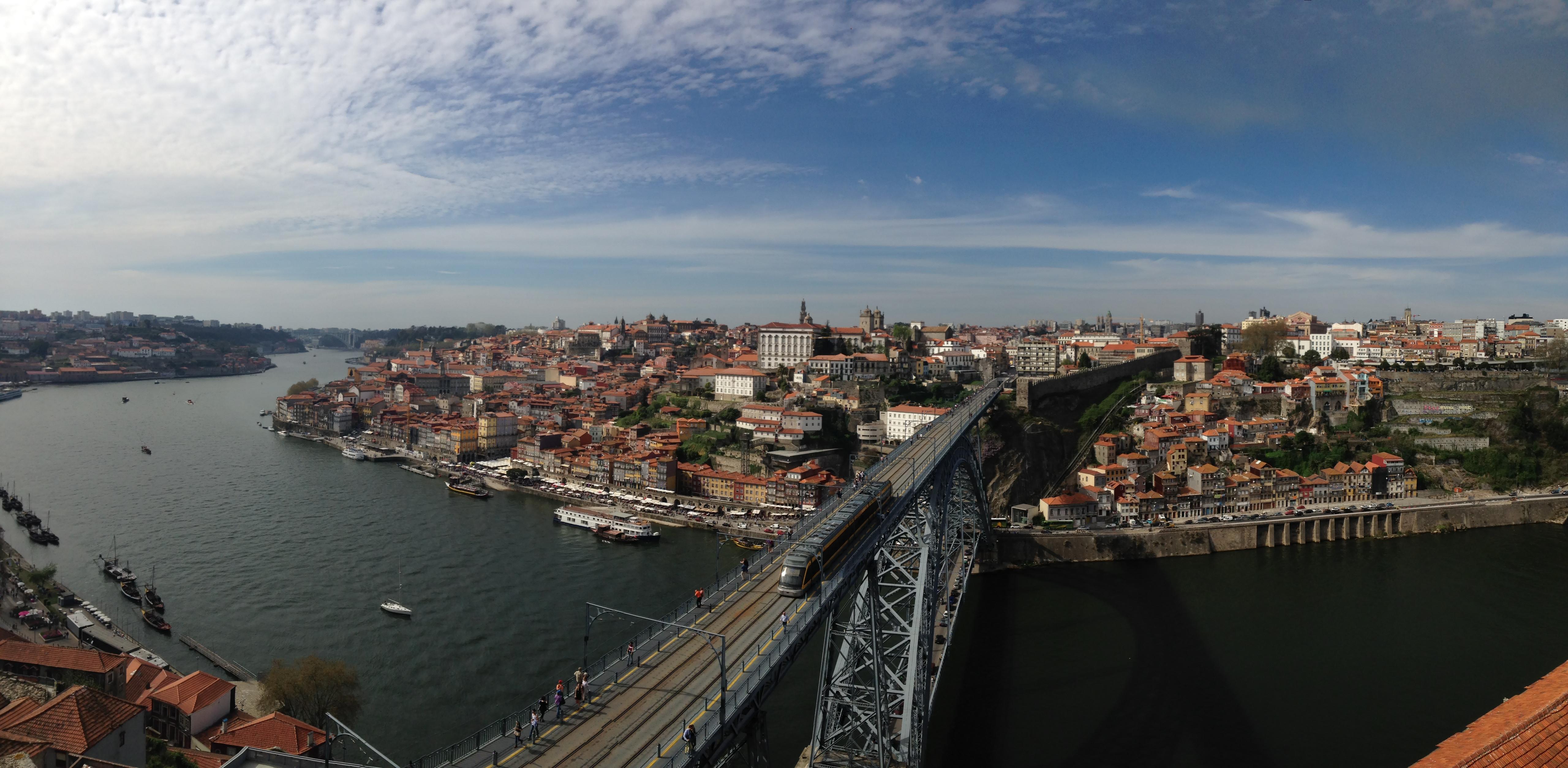 ポルトガル5日間