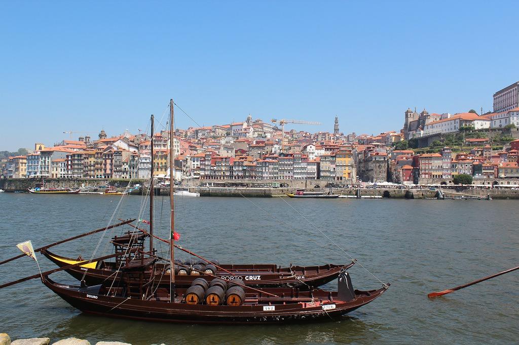 ポルトガル・サンティアゴ5日間
